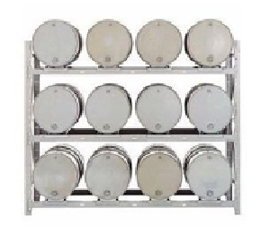 Drum Barrel Rack