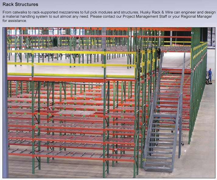 rack structures