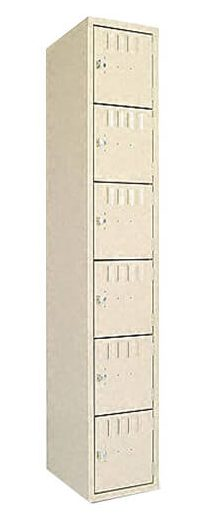 Tennsco Single Stack Box Locker